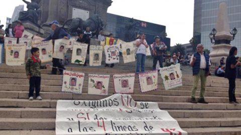 Juez dicta libertad a 4 implicados en el expediente Ayotzinapa