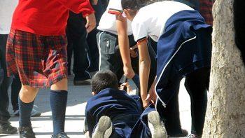 Violencia escolar golpea a seis de cada 10 alumnos