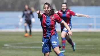Charlyn Corral se convierte en la máxima goleadora del Levante