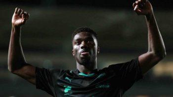 Djaniny, primer africano en ser campeón de goleo en México