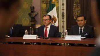 Guajardo y Videgaray se reunirán con funcionarios de Trump en EU