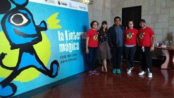 Invitan a la segunda temporada de La Linterna Mágica
