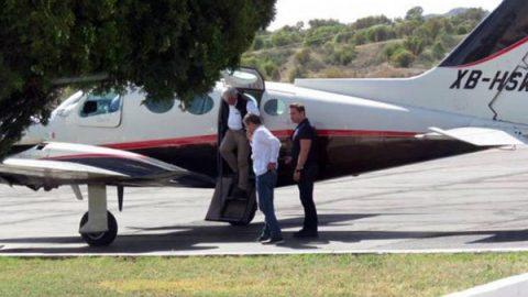 Justifica Tatiana Clouthier que AMLO usara taxi aéreo en gira