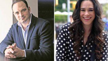 Perfilan a León Krauze y Yuriria Sierra para moderar segundo debate