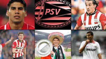 Mexicanos en el PSV, una historia de éxito