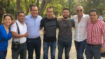 Ex productor de Big Brother asesora a candidato del PRI en Chiapas