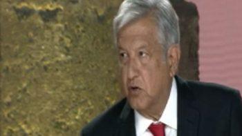"""""""Me están echando montón"""": López Obrador"""