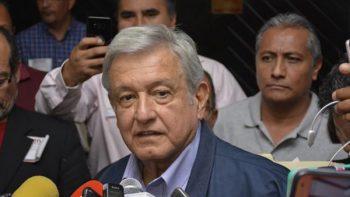 Pide AMLO reunión con Peña Nieto después de la elección