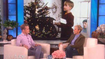 Macaulay Culkin aún sufre con 'Mi pobre angelito'