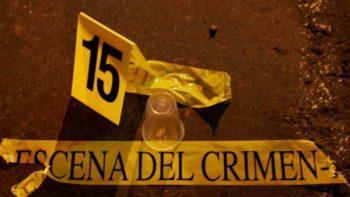 Primer cuatrimestre del año termina con 373 asesinatos en Sinaloa