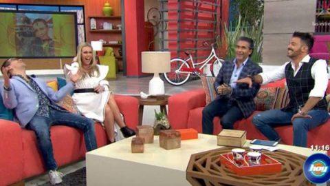 Atala Sarmiento se presenta en 'Hoy'