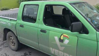 Denuncian ataque contra candidato a diputado del PVEM en NL