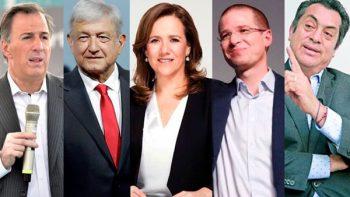 Confirman candidatos presidenciales asistencia a plataforma 'Actúa del Tec'