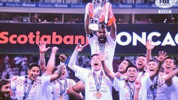 Gana Chivas título de Concacaf