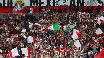 Chivas anuncia boletos agotados para el juego ante Red Bulls