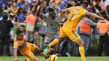Entre polémica Rayados y Tigres empatan en Clásico 116