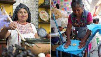 Realizarán segundo Encuentro de Cocineras Tradicionales de Oaxaca