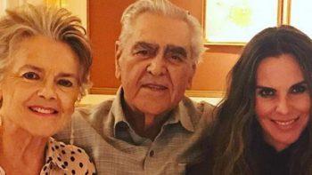 Eric del Castillo añora ver a su hija Kate