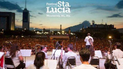 Reconocen labor de Liliana Melo al frente del Festival Santa Lucía