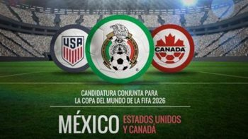 Candidatura mundialista México-EU-Canadá pierde fuerza