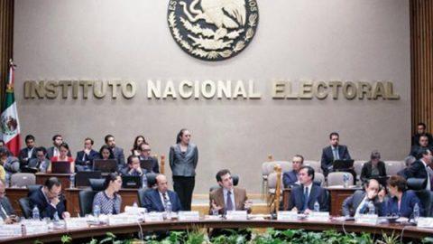 Revisa INE logística para debate del domingo