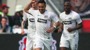 Marco Fabián anota gol en derrota del Frankfurt