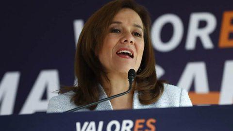 'Si hubiera ido con el PAN le gano a AMLO': Margarita Zavala