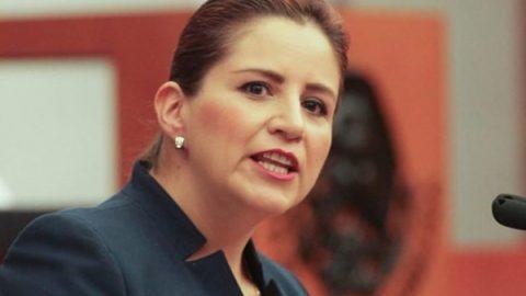 'Sin lamentos por no haber ido con AMLO', afirma Martha Tagle