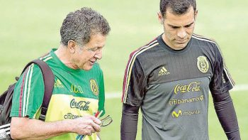 Osorio quiere ver a Rafa Márquez en Rusia