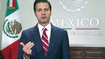 'Solidez institucional, a prueba en elección': EPN