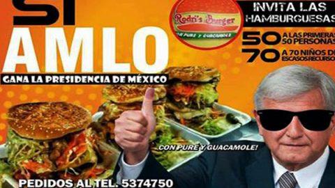 Restaurantes darán promociones si AMLO gana elección
