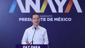 Europa investiga caso de 'lavado' ligado a Anaya, dice diario español