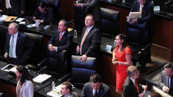 Revienta PRI sesión del Senado para no discutir crisis en Chihuahua