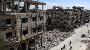 Siria, el lugar donde inició la historia de las armas químicas