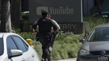 Reportan heridos por tiroteo en sede de Youtube