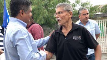 Buscará Víctor Fuentes alejar a jóvenes del consumo de drogas