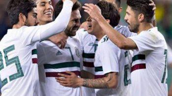 México jugará ante Dinamarca en Copenhague