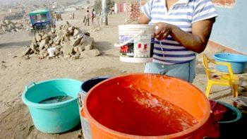 Ciudades en riesgo de quedarse sin agua