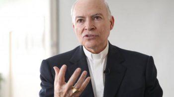 Anuncia Aguiar Retes a nuevo vicario general de su arquidiócesis