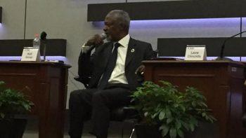 Lamenta México muerte de Kofi Annan