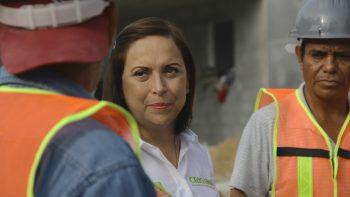 'Vamos a frenar la inseguridad y gestionar un mejor transporte': Cristina Díaz