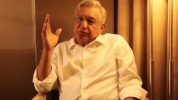 'Ambición legítima, la de ser buen presidente': AMLO