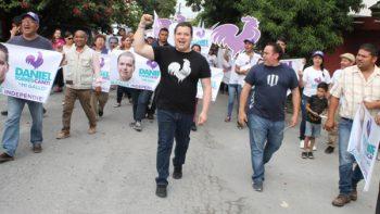 Dará Daniel Torres 'El Gallo' IMSS e Infonavit a policías de Guadalupe