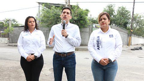 Demanda Felipe Servicios Públicos de calidad