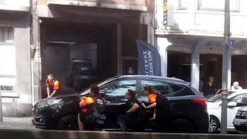 Terror en Lieja: sujeto mata a tres y es abatido