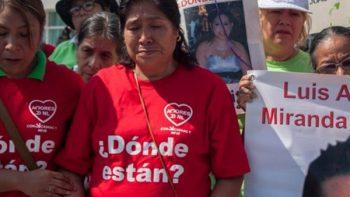 Madres de desaparecidos no pierden la esperanza