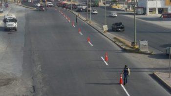 PCyB de Reynosa invita a conducir con precaución