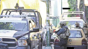 Detienen INM y PF en Jalisco a estadounidense acusado de homicidio