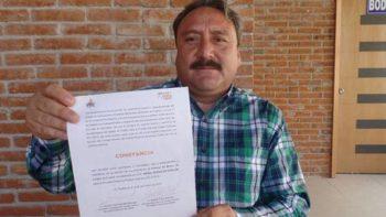 Reportan desaparición de candidato independiente a alcaldía de Puebla