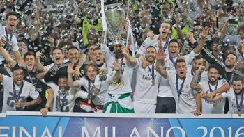 Real Madrid, el rey de las finales en Europa